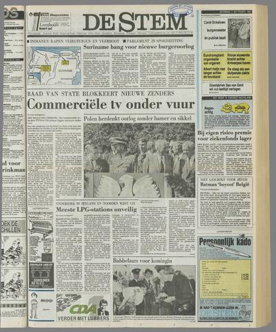 de Stem 1989-09-02