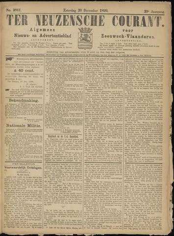 Ter Neuzensche Courant. Algemeen Nieuws- en Advertentieblad voor Zeeuwsch-Vlaanderen / Neuzensche Courant ... (idem) / (Algemeen) nieuws en advertentieblad voor Zeeuwsch-Vlaanderen 1899-12-30