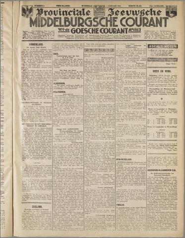 Middelburgsche Courant 1933-01-04