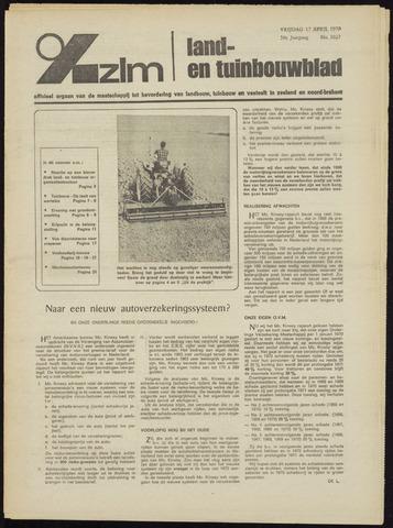 Zeeuwsch landbouwblad ... ZLM land- en tuinbouwblad 1970-04-15