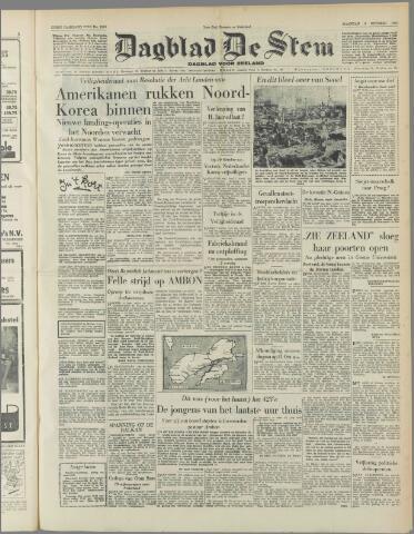 de Stem 1950-10-09
