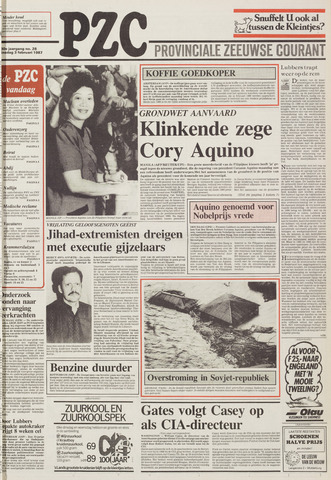 Provinciale Zeeuwse Courant 1987-02-03