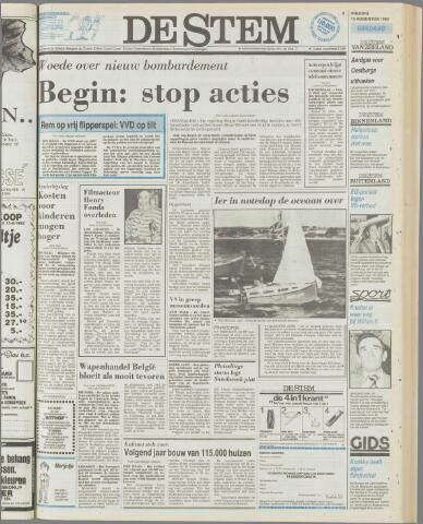 de Stem 1982-08-13
