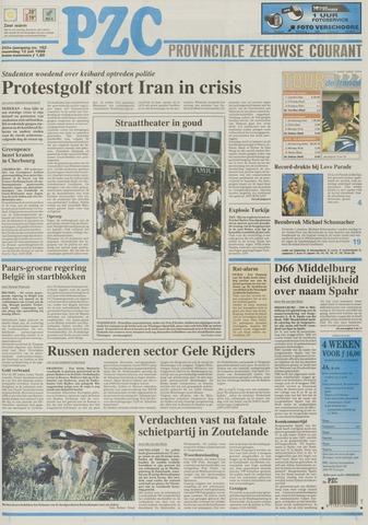 Provinciale Zeeuwse Courant 1999-07-12