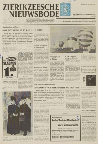 Zierikzeesche Nieuwsbode 1973-07-12