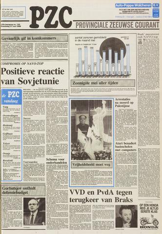 Provinciale Zeeuwse Courant 1989-05-31