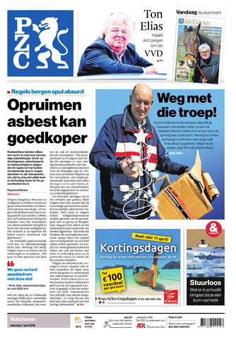 Provinciale Zeeuwse Courant 2018-04-07