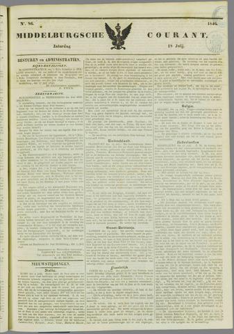 Middelburgsche Courant 1846-07-18