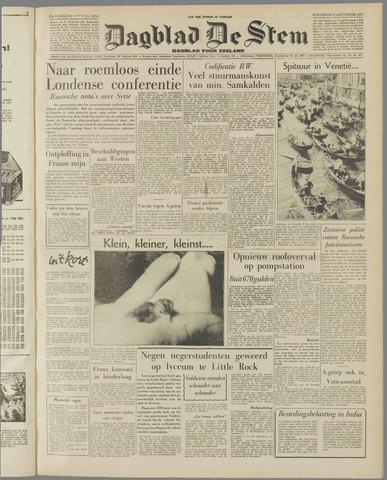 de Stem 1957-09-05