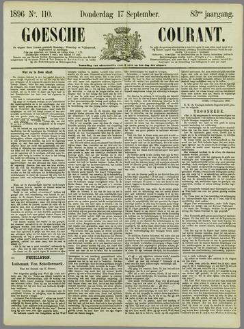 Goessche Courant 1896-09-17