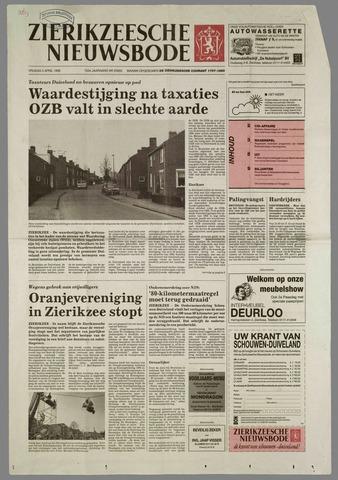 Zierikzeesche Nieuwsbode 1996-04-05
