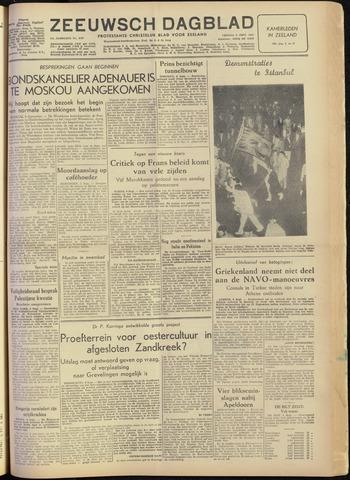 Zeeuwsch Dagblad 1955-09-09