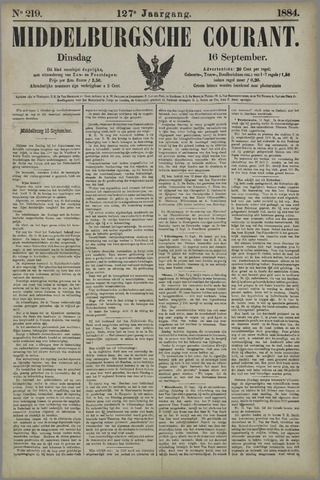 Middelburgsche Courant 1884-09-16