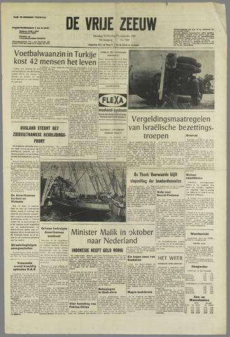 de Vrije Zeeuw 1967-09-18