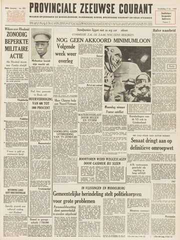 Provinciale Zeeuwse Courant 1965-12-02