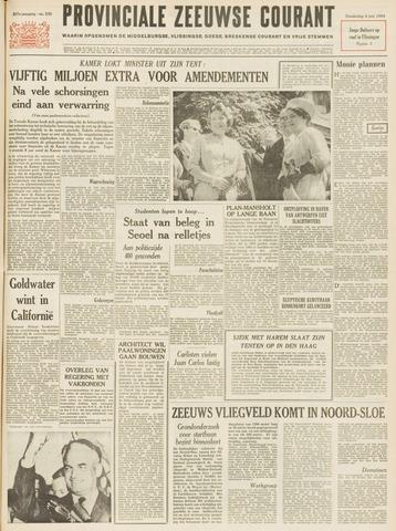 Provinciale Zeeuwse Courant 1964-06-04
