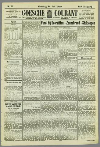 Goessche Courant 1929-07-13
