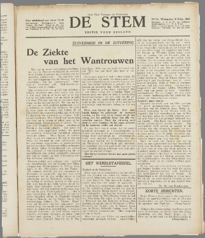 de Stem 1945-02-21