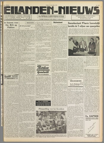 Eilanden-nieuws. Christelijk streekblad op gereformeerde grondslag 1959-12-11