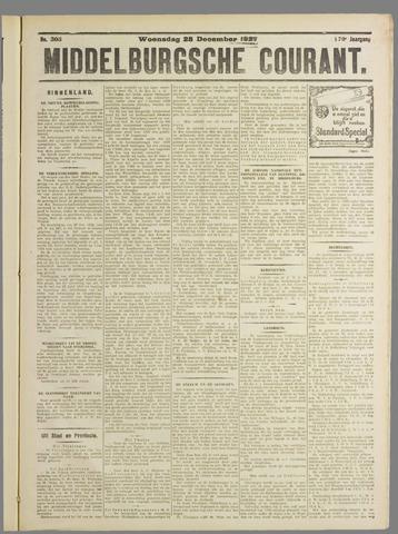 Middelburgsche Courant 1927-12-28