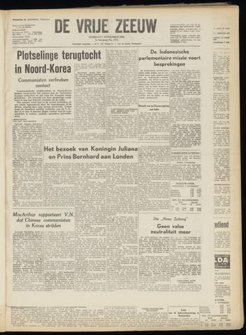 de Vrije Zeeuw 1950-11-07