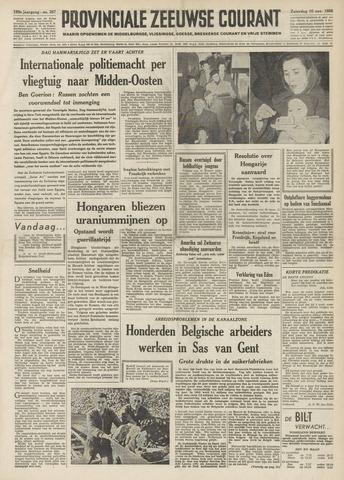 Provinciale Zeeuwse Courant 1956-11-10