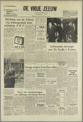 de Vrije Zeeuw 1967-09-09