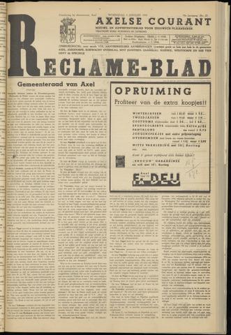 Axelsche Courant 1956