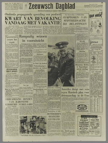 Zeeuwsch Dagblad 1961-07-15