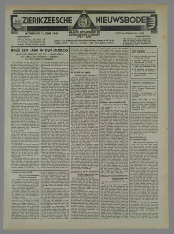 Zierikzeesche Nieuwsbode 1941-06-10