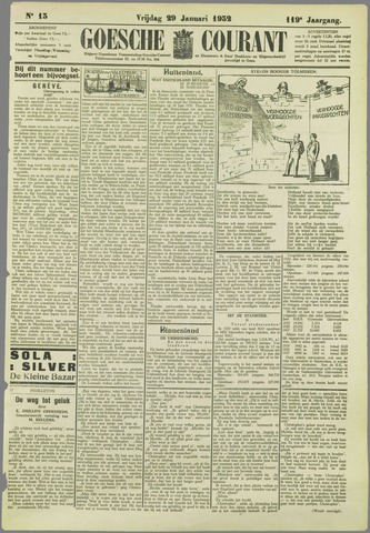 Goessche Courant 1932-01-29