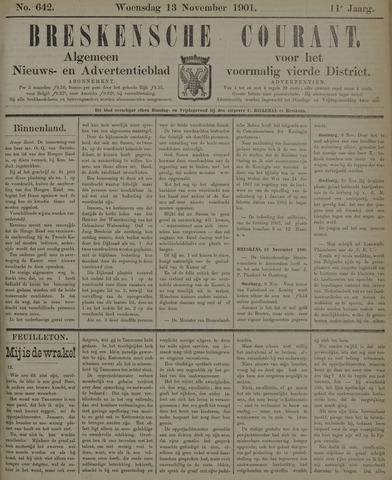 Breskensche Courant 1901-11-13