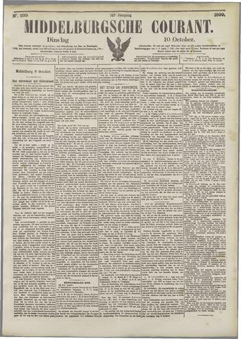 Middelburgsche Courant 1899-10-10