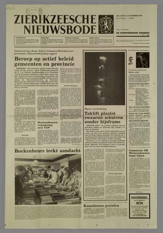 Zierikzeesche Nieuwsbode 1985-11-11