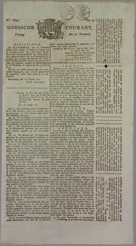 Goessche Courant 1824-01-30