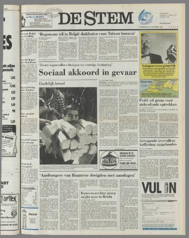 de Stem 1992-10-29