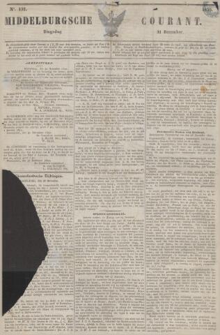 Middelburgsche Courant 1850-12-31