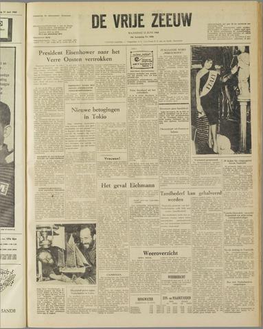 de Vrije Zeeuw 1960-06-13