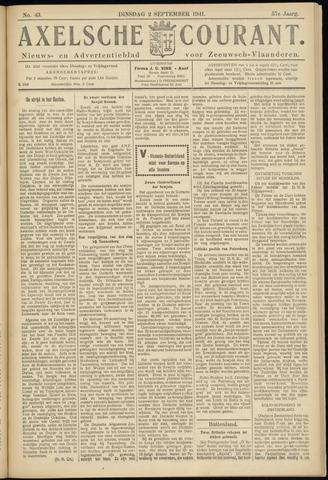 Axelsche Courant 1941-09-02
