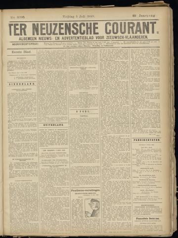 Ter Neuzensche Courant. Algemeen Nieuws- en Advertentieblad voor Zeeuwsch-Vlaanderen / Neuzensche Courant ... (idem) / (Algemeen) nieuws en advertentieblad voor Zeeuwsch-Vlaanderen 1929-07-05