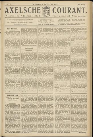 Axelsche Courant 1934-01-05