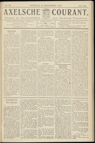 Axelsche Courant 1928-12-11