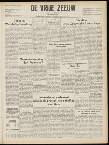 de Vrije Zeeuw 1955-06-23