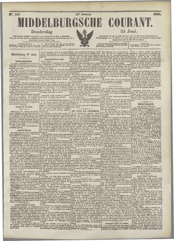 Middelburgsche Courant 1899-06-22