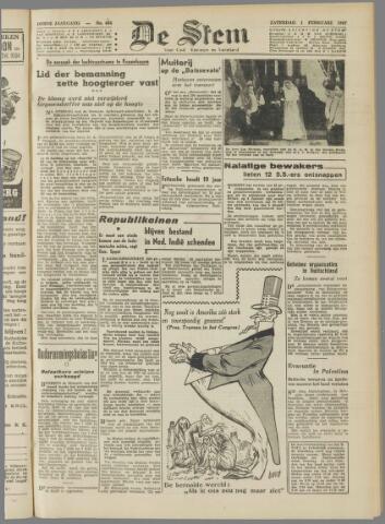 de Stem 1947-02-01