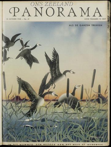 Ons Zeeland / Zeeuwsche editie 1938-10-13