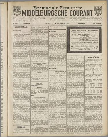 Middelburgsche Courant 1932-11-10