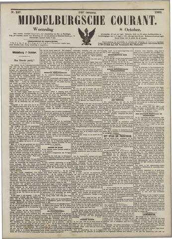 Middelburgsche Courant 1902-10-08