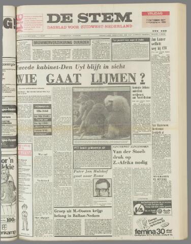de Stem 1977-10-07