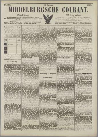 Middelburgsche Courant 1897-08-12